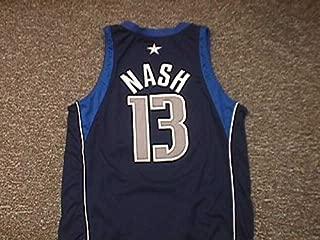 Steve Nash Dallas Mavericks Mavericks Game Jersey