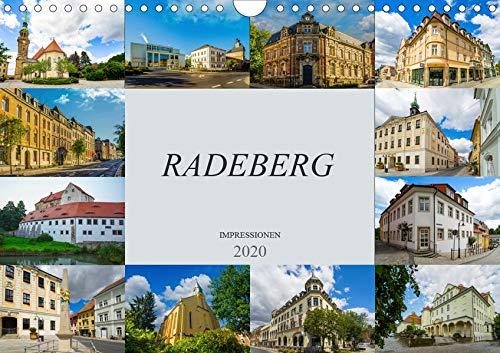Radeberg Impressionen (Wandkalender 2020 DIN A4 quer): Zu Besuch in der Bierstadt Radeberg (Monatskalender, 14 Seiten ) (CALVENDO Orte)