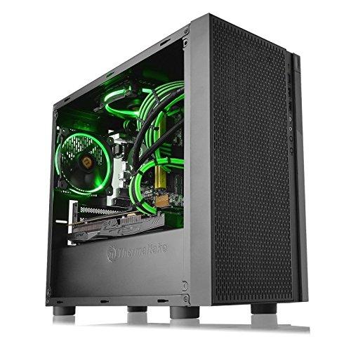 Thermaltake Versa H18 Micro ATX PC Gaming Cas