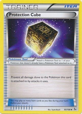 pokemon card protection cube - 1