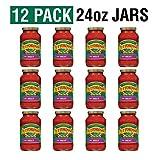 Tuttorosso Meat Pasta Sauce, 24oz Jar (Pack of 12)