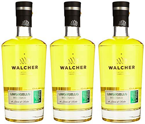 Walcher Bio Limoncello (3 x 0.7 l)