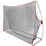 LOFAMI Redes de práctica de Golf, Redes de bateo de béisbol, colchonetas de Bola de Jaula de bateo, Redes de Interior, Equipo de práctica de Swing para Principiantes