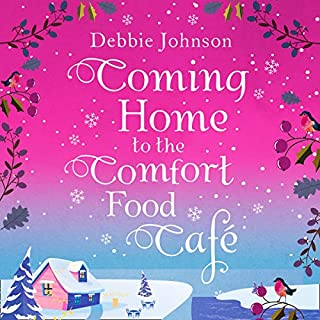 Coming Home to the Comfort Food Cafe cover art