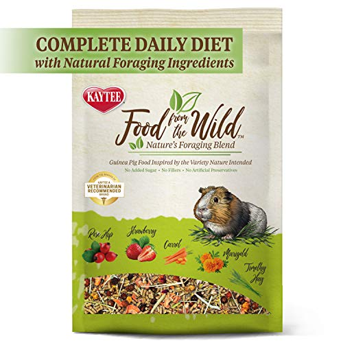 Kaytee Food from The Wild Guinea Pig,4 lb