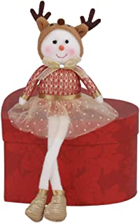 YING LING CRAFTS Christmas Home Plush Decoration, 11