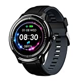 Smart Watch for men Smartwatch with Heart Rate Monitor Blood Pressure Monitor Sleep