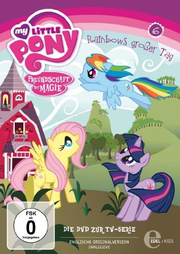 My Little Pony: Freundschaft ist Magie 6: Rainbows großer Tag