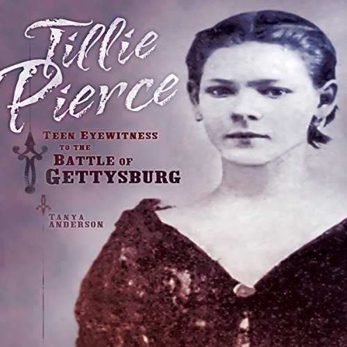 Tillie Pierce audiobook cover art