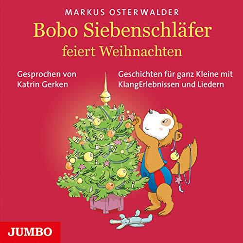 Bobo Siebenschläfer feiert Weihnachten Titelbild