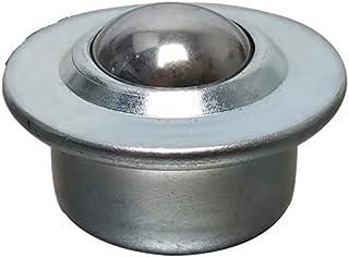 YINGJUN CY-12H 304 RVS Ball en Shell Stud Mount kogeltransfereenheid Laadvermogen 8-10kgs Conveyor Ball Bearing Roller Bal...
