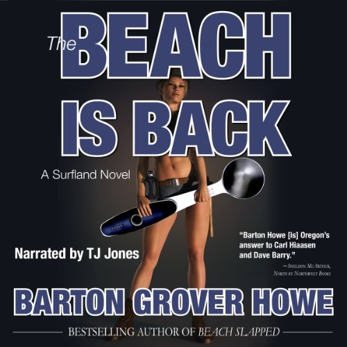 The Beach is Back audiobook cover art