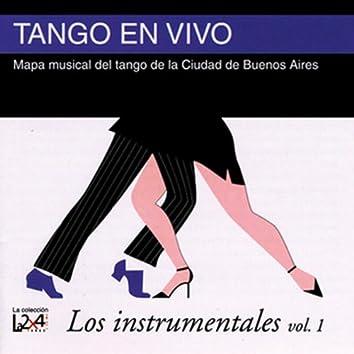 Tango en Vivo - Quintuple - Los Instrumentales Vol 1