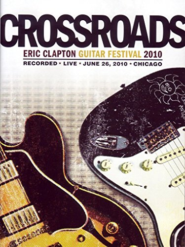Eric Clapton - Crossroads Guitar Festival 2010 (2 DVDs in Amaray)