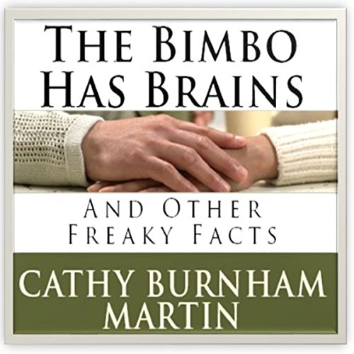 The Bimbo Has Brains  By  cover art