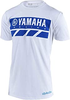 Troy Lee Designs 2018 Yamaha RS2 T-Shirt-White-2XL