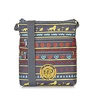 Disney Lion King Bag, Cross Body Bag For Women, Mini Messenger Bag, Ladies Small Shoulder Bag With A...