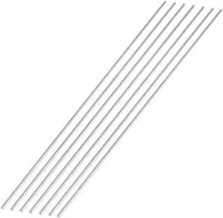 1.4301 // Aisi - 304 V2A Rundstab St/äbe Vollwelle gezogen Edelstahlst/äbe Rund-Profil Rundstahl 1 Meter Edelstahl Stange 30mm