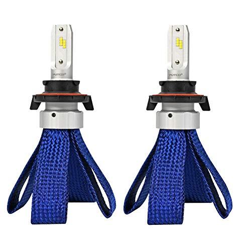 Putco Lighting 700004 Nitro-Lux LED Kit H4 Bulb Type Pair Nitro-Lux LED Kit