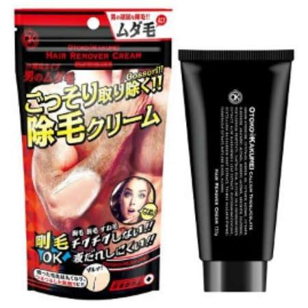 OTOKOKAKUMEI OTOKO KAKUMEIヘアリムーバークリーム 130g