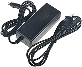 Accessory USA Mini 4-Pin DIN 5V 12V AC DC Adapter for LaCie N2870 NAS Hard Disk Drive HDD HD 5VDC 12VDC Power Supply Cord