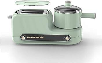 Petit déjeuner multifonctionnel faisant de la machine grille-pain chaude chaudière chaude chaudière chaude alimentaire cha...