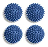 Whitmor Dryer Balls - Eco Friendly Fabric Softener Alternative (Set of 4)
