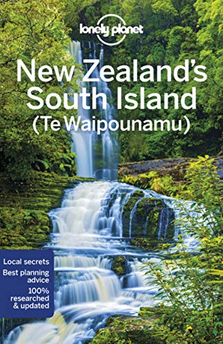 Lonely Planet New Zealand's South Island (Regional Guide)