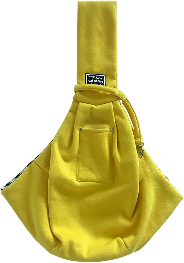 Baoblaze Pet Beauty Fort Worth Mall products Dog Sling Carrier Travel Carri Breathable Bag