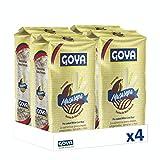Goya Masarepa blanca . Molida y precocida - 4 unidades x 1kg 4000 g