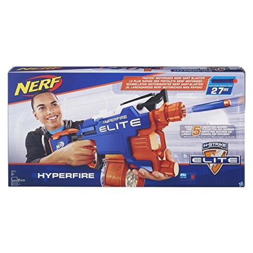 Hasbro Nerf B5573EU4 Nerf N-Strike Elite Hyperfire -...