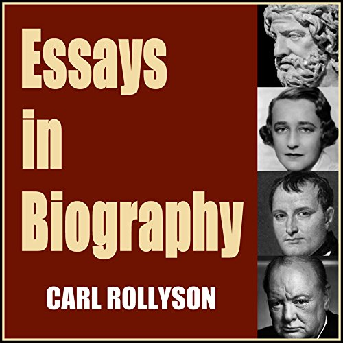 Essays in Biography cover art