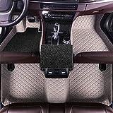 Yuting Estera del Coche Custom Car Tapetes for Mercedes Benz Clase B W245 200 180 260 2005-2011 Cobertura Completa Todo Frente protección contra la Intemperie y Trasera Liner Set (Color : Gray)
