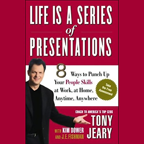 Life Is a Series of Presentations audiobook cover art
