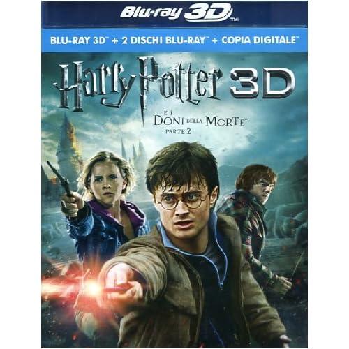 Harry Potter Doni Morte 2 Pt.(3D+2D+E-Copy)