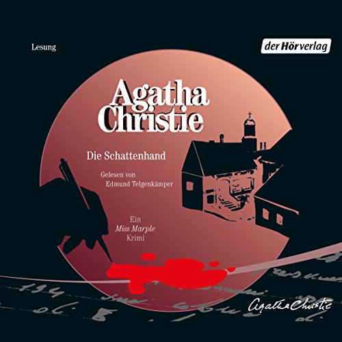 Die Schattenhand audiobook cover art