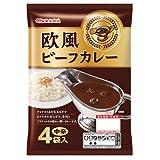 丸大食品 レトルトカレー 欧風ビーフカレー 170g(4食入)×3個