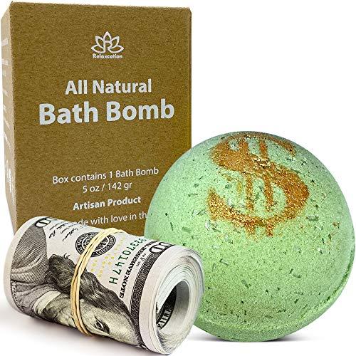 "Bath Bomb ""Money Scent"" w…"