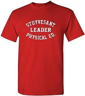 Hood Ornaments Stuyvesant Leader Physical Education - Mens Cotton T-Shirt
