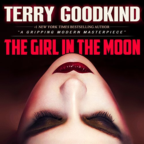 Couverture de The Girl in the Moon