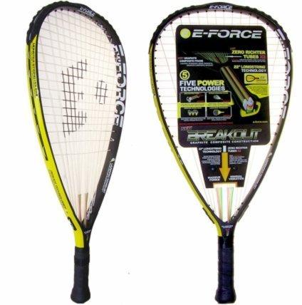 """E-Force Breakout Racquetball Racquet Grip Size: 3 5/8"""""""