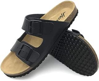 Best double buckle sandals Reviews