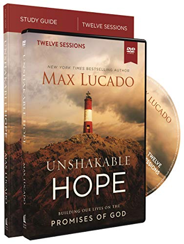 Unshakable Hope Study Guide with DVD: Building Our Lives on the Promises of God