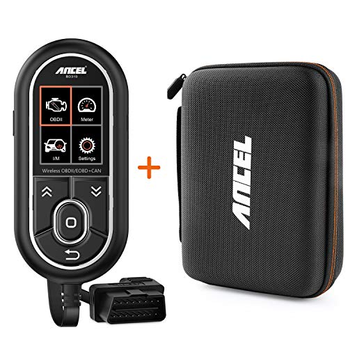 ANCEL BD310 2 in 1 Diagnostic OBD2 Code Reader Automotive Trip Computer Car Health Monitor with ANCEL Protective Case Storage Bag
