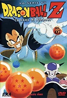 dragon ball z la saga di freezer 07 (eps 25-28) dvd Italian Import