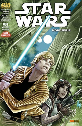 Star Wars HS n°1 (Couverture 2/2)