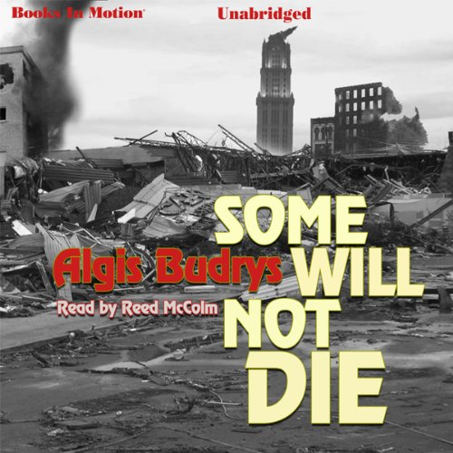 Some Will Not Die audiobook cover art