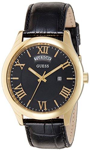 Guess Reloj analogico para Hombre de Cuarzo con Correa en Tela W0792G4