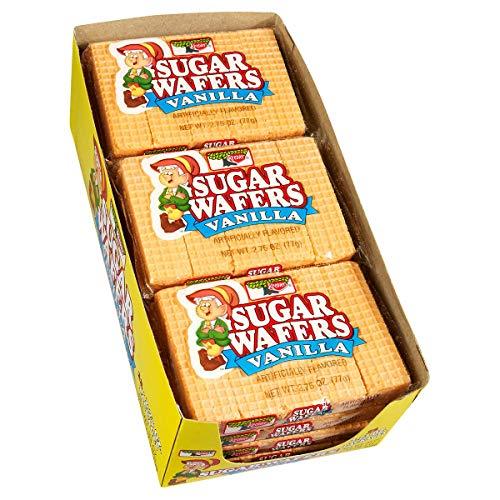 Keebler Sugar Wafers Vanilla 12 - 2.75oz Packs