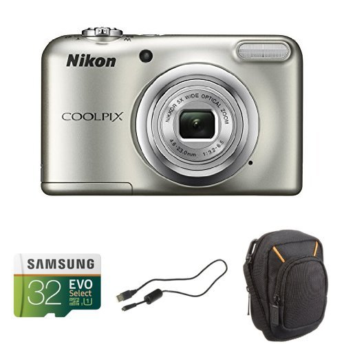 Nikon COOLPIX A10 Starter Bundle